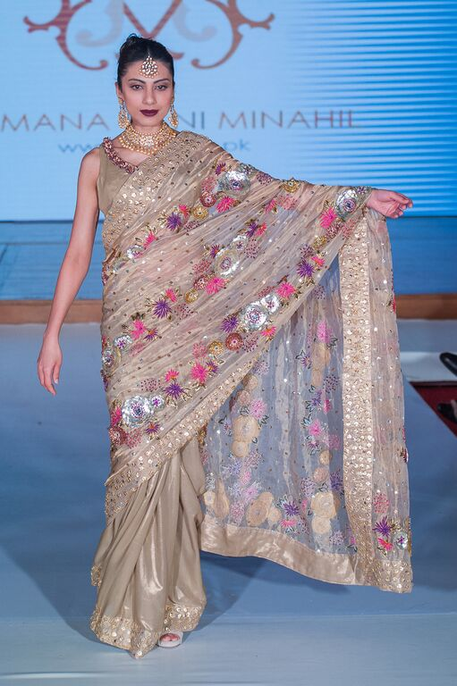 Romana Rani Minahil at Pakistan Fashion Week London #PFW8