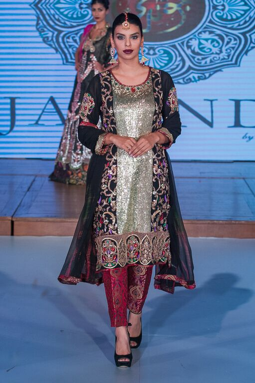Javandi by Simky at Pakistan Fashion Week London #PFW8 Spring & Summer trends 2016
