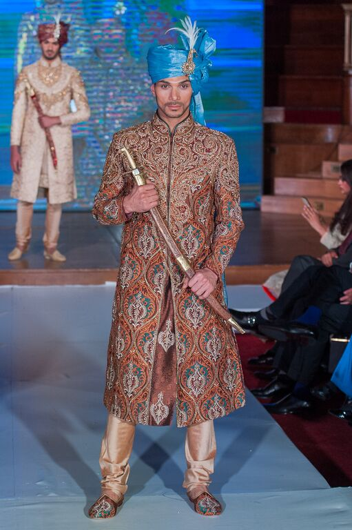 Ahsans Menswear at Pakistan Fashion Week London #PFW8 Spring & Summer trends 2016