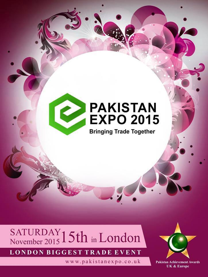 Pakistan Expo UK & Europe - Bringing Trades Together