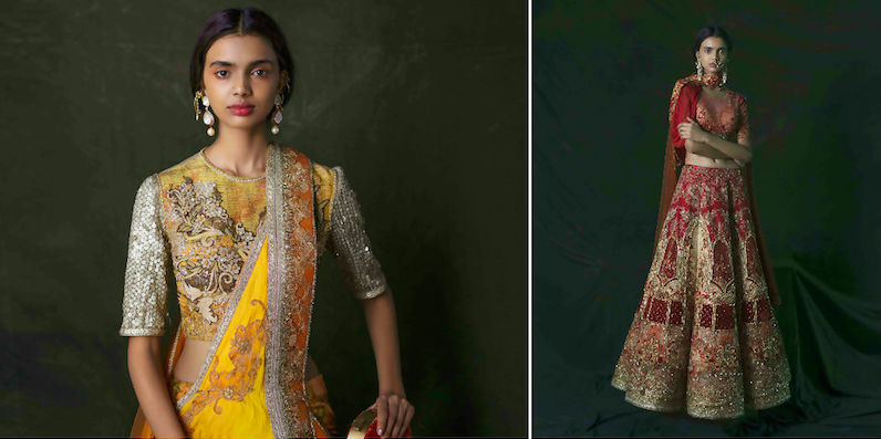 Sulakshana Monga's Bridal Couture collection 2015/16 arrives in the UK