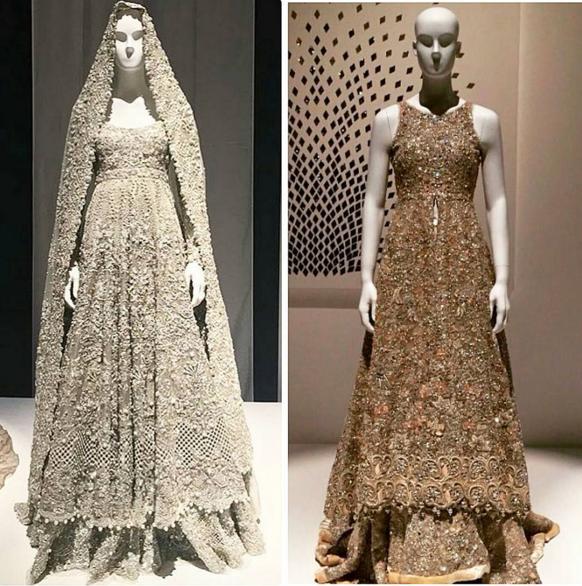 Elan & Tena Durrani at Swarovski Sparkling Couture in Dubai