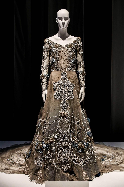Maria B at Swarovski Sparkling Couture