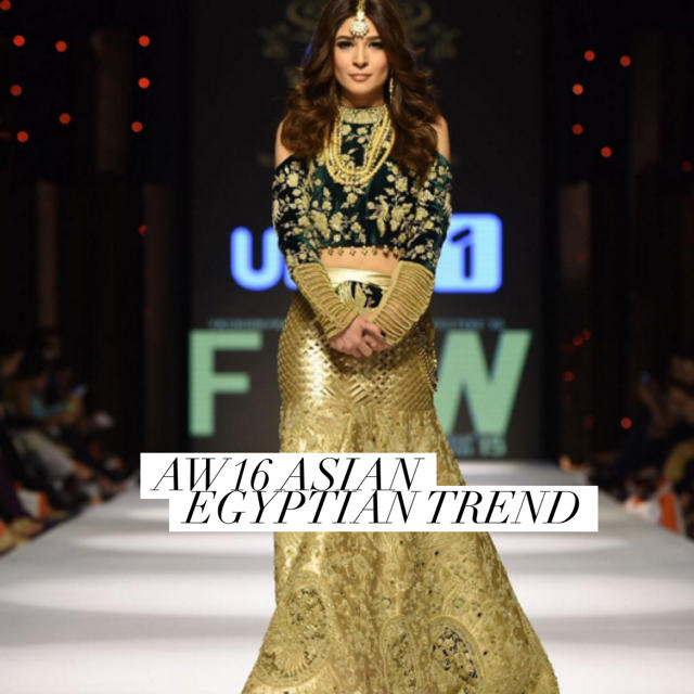 Asian Lengha Karachi Fashion Week Pakistan 2015.jpg