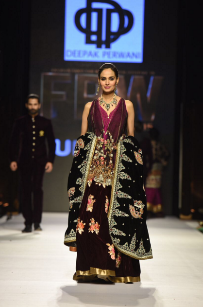 Deepak Perwani Fashion Week Pakistan Karachi 2015 FPW15 5.png