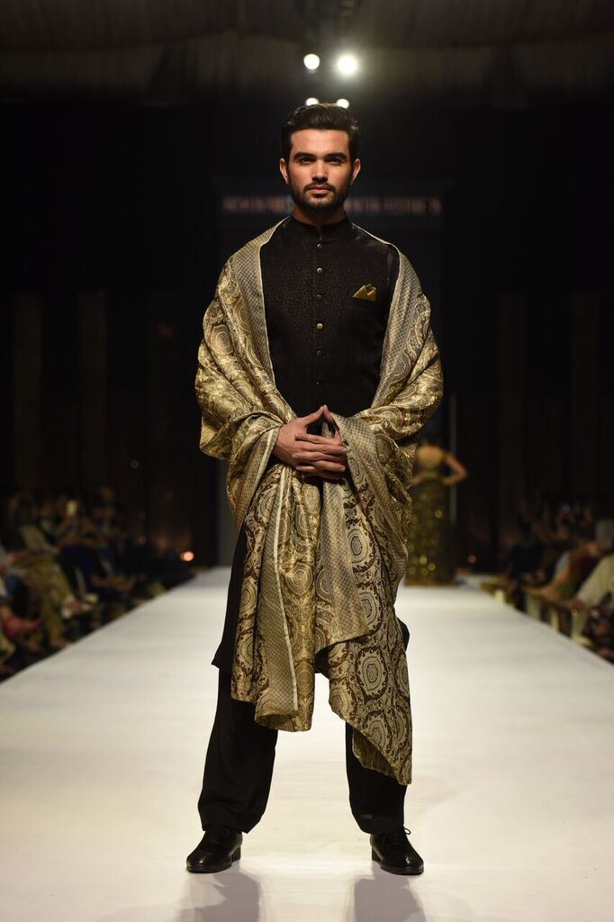 Zaheer Abbas Fashion Week Pakistan Karachi 2015 FPW15 5.jpeg