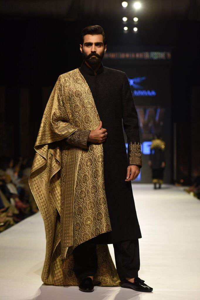 Zaheer Abbas Fashion Week Pakistan Karachi 2015 FPW15 7.jpeg