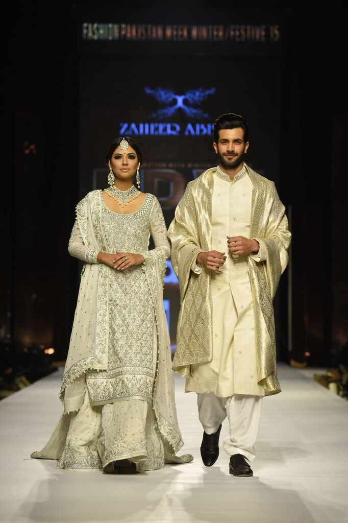 Zaheer Abbas Fashion Week Pakistan Karachi 2015 FPW15 11.jpeg