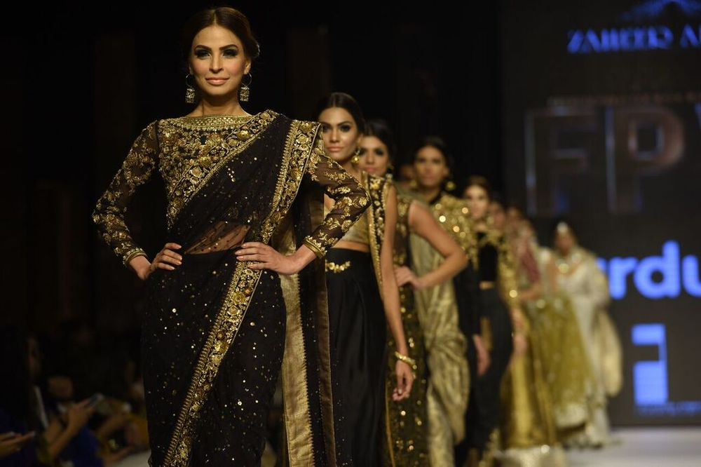 Fashion Pakistan Week 2015 Zaheer Abbas