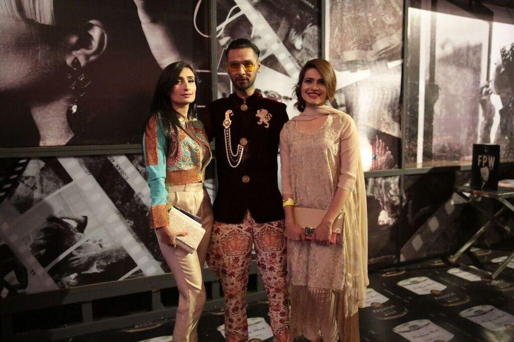 Nina Kashif & Rizwanullah with a friend.jpeg