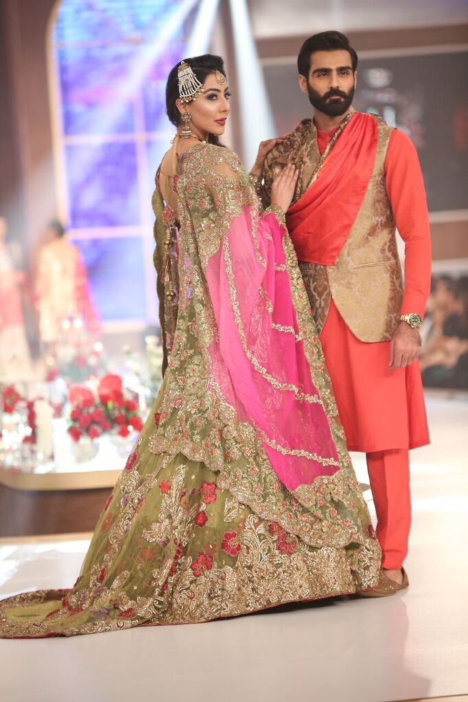Honey Waqar Telenor Bridal Couture Week 2015 2.jpeg