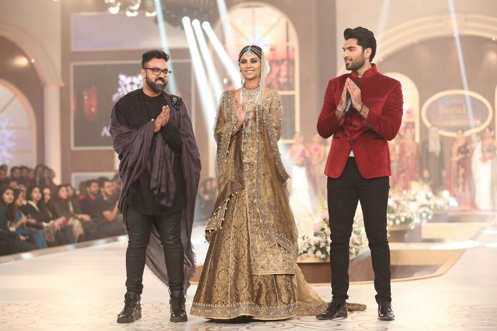 Pakistan Bridal Couture Week 2015