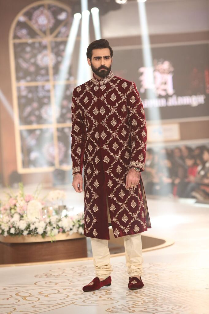 Humayun Alamgir Pakistan Bridal Couture Week 2015 5.jpeg