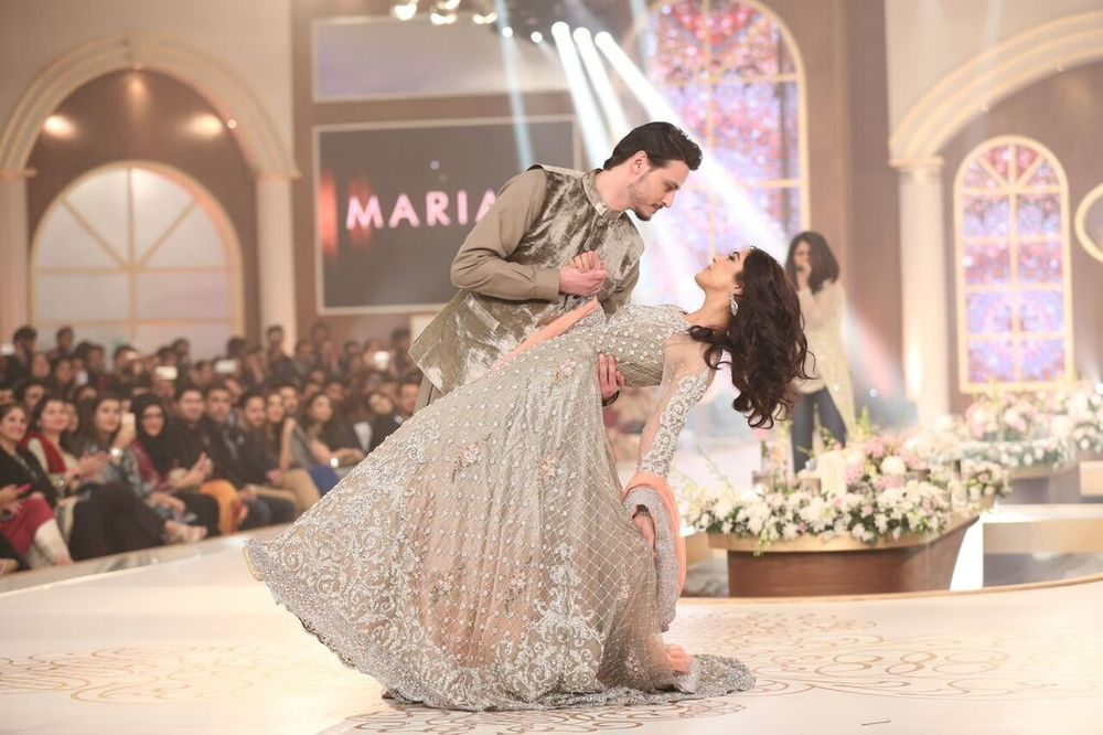 Telenor Pakistan Bridal Week Fashion 2015 Trends