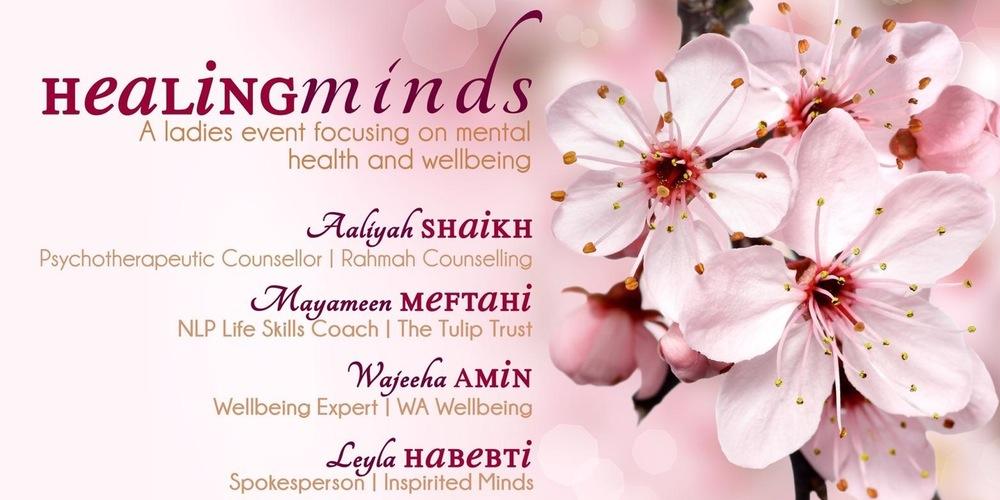 Healing Minds Event Milton Keynes