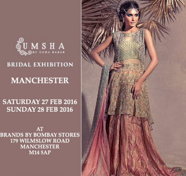 Umsha Bridal Exhibition by Bombay Stores