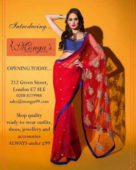 Monga's Store Opening in Green Street