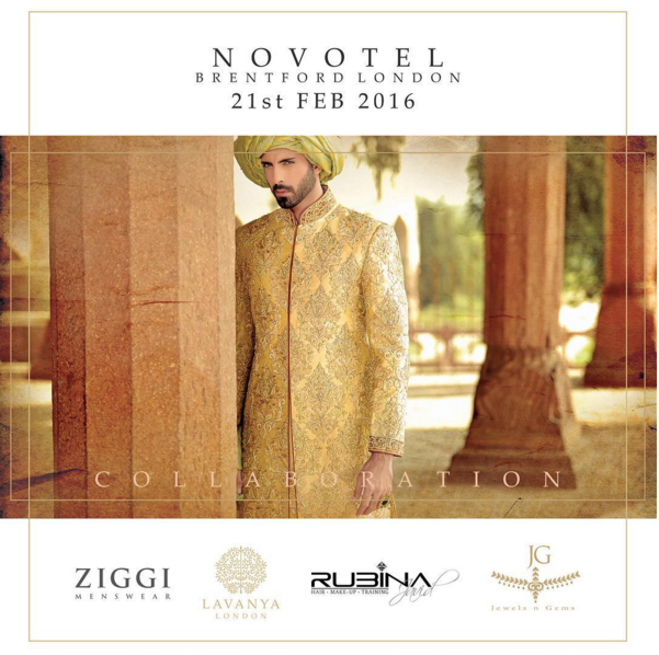 Ziggi Menswear Collaboration