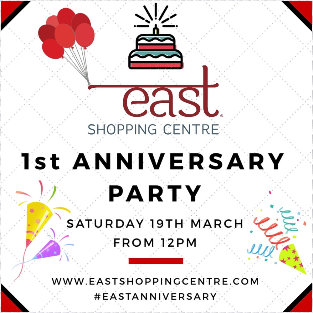 East Shopping Centre Party