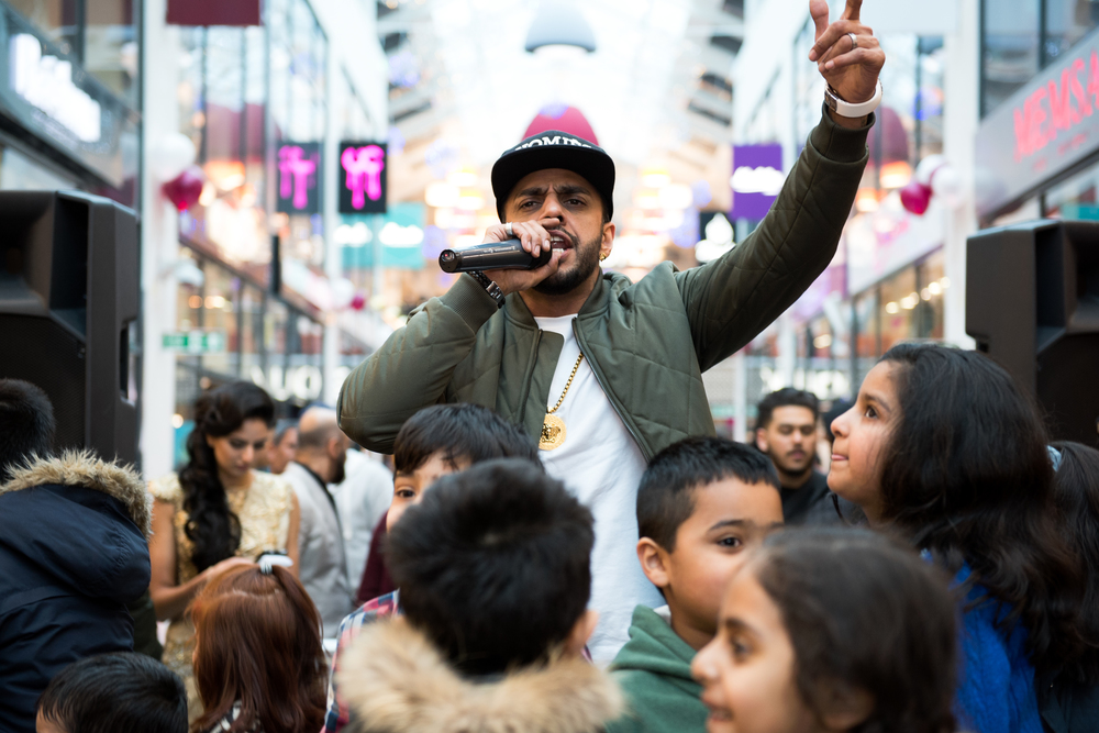 Juggy D Performing at East Shopping Centre 3.jpg