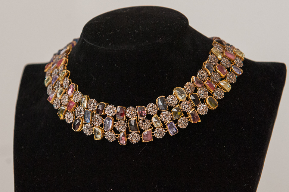 Necklace by Meher Daultana at The Scoop London
