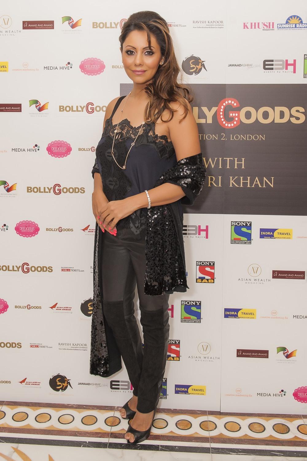 Gauri Khan at BollyGoods Edition 2, London (photographer credit - Shahid Malik).jpg