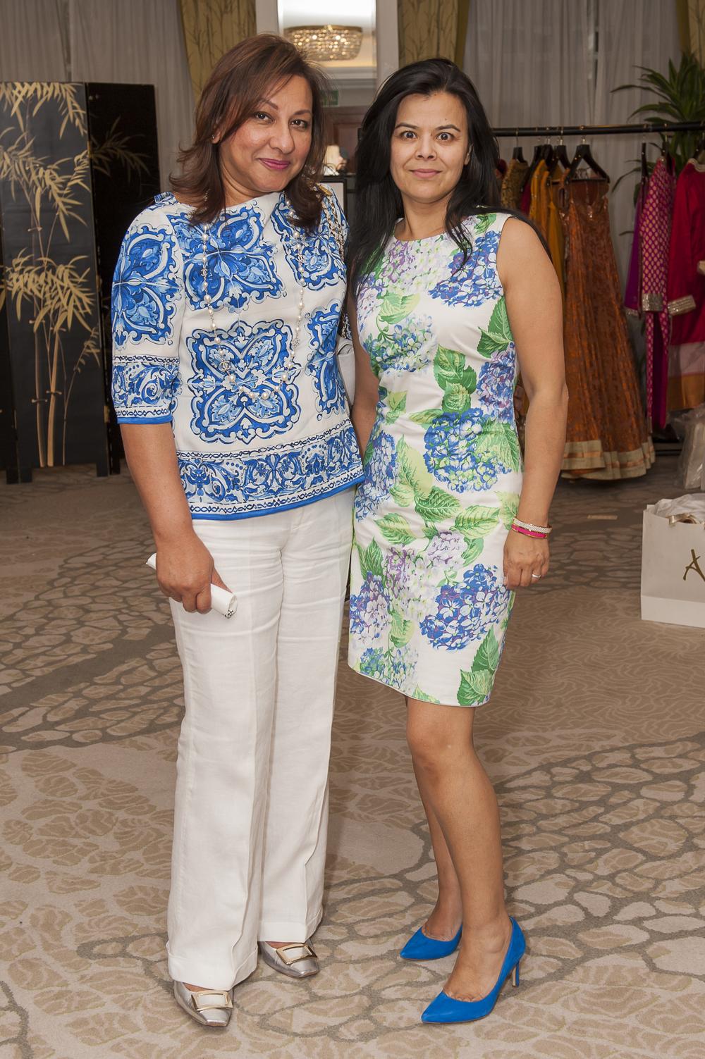 Zeaba Laskar & Leena Chowdhry.jpg