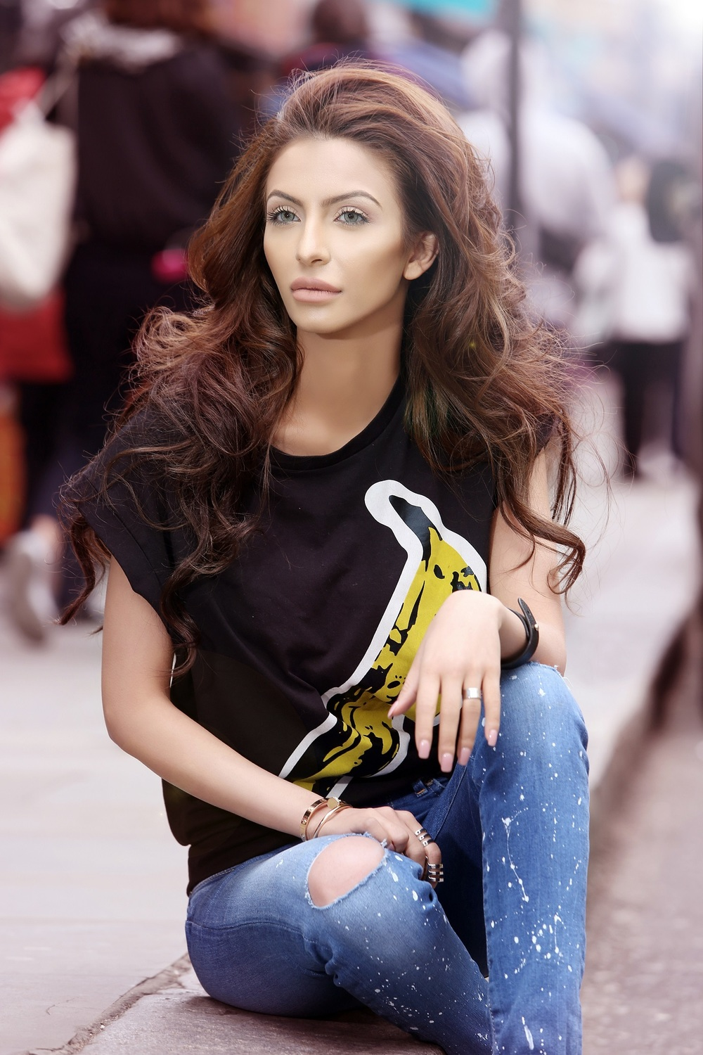 Pepe Jeans Pakistan - Break Your Jeans campaign starring Faryal Makhdoom - Look 2 (1).JPG