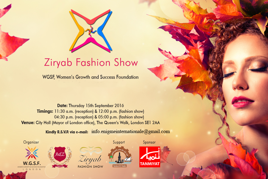 Ziryab Modest Fashion Show London