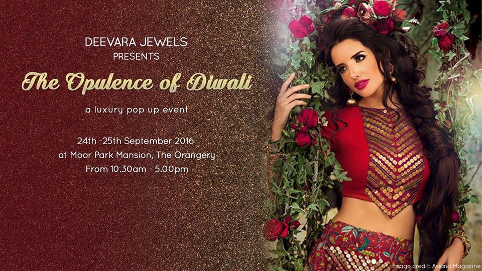 The Opulence of Diwali