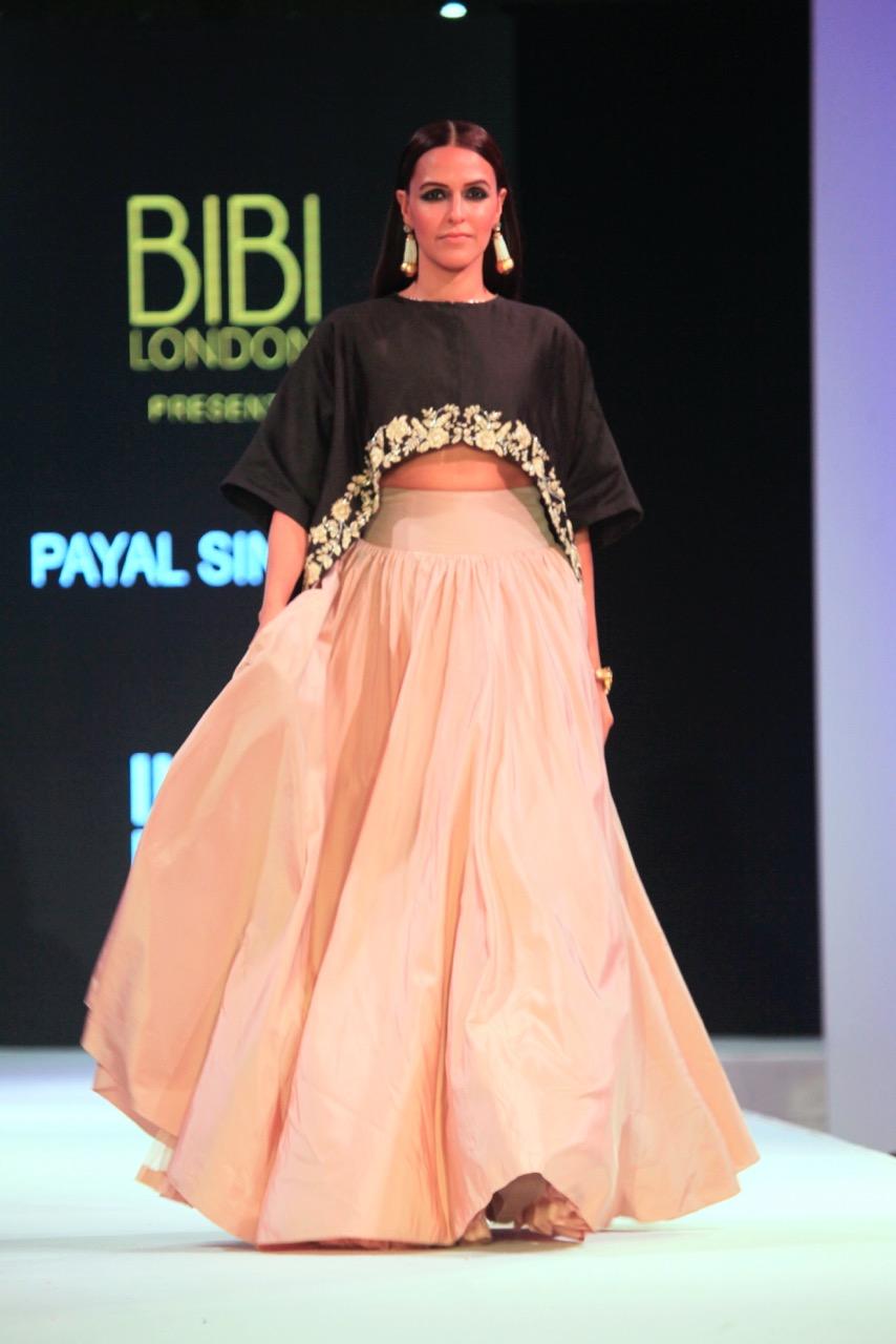 Bibi Presents Payal Singhal at India Fashion Week