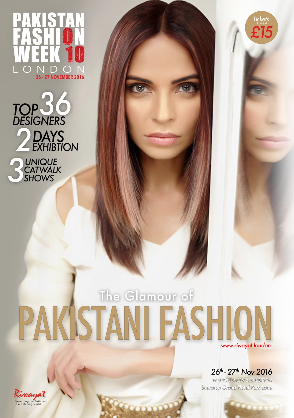 Pakistan Fashion Week London