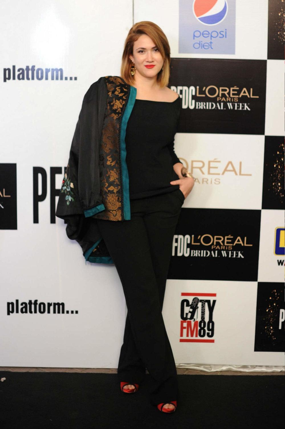 Ayesha Fazli wearing Saira Shakira.JPG