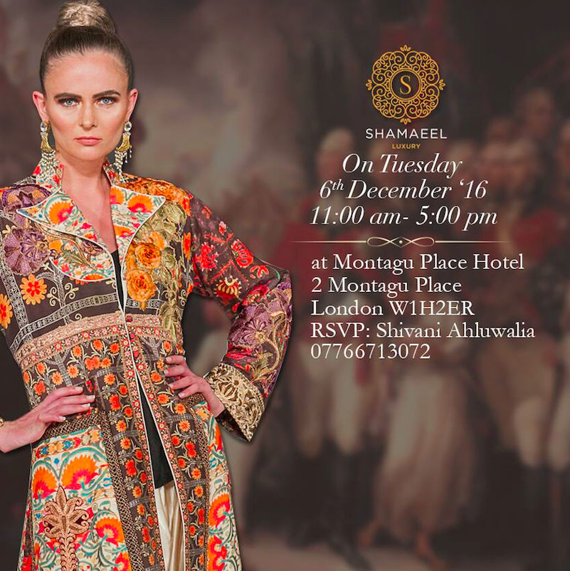 Shamaeel Fashion Event