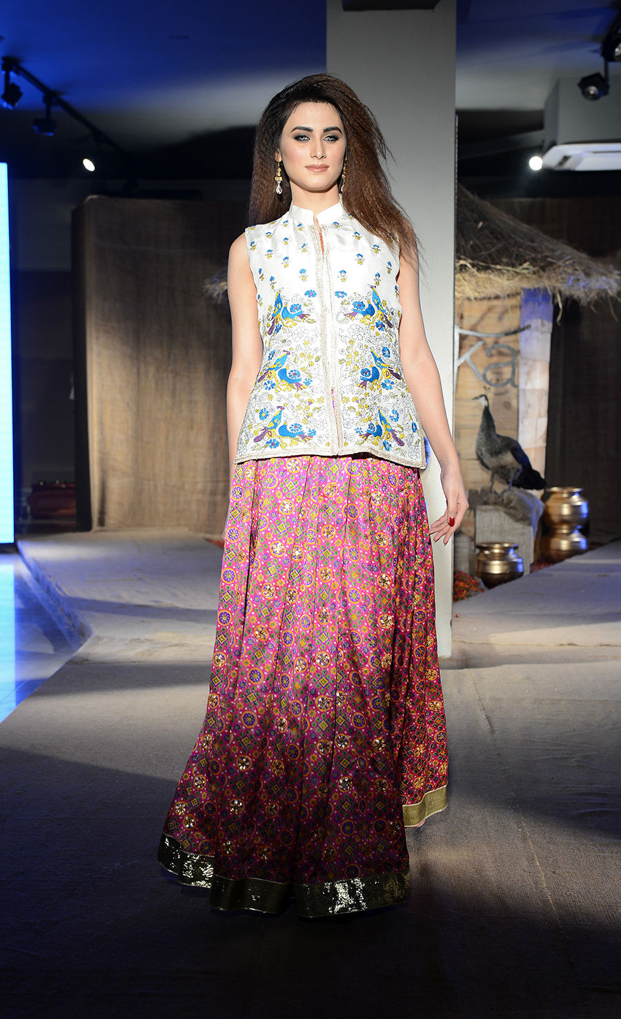 Taanka a brand dedicated to highlighting the arts and crafts of Interior Sindh launches at PFDC Fashion Active in Lahore (6).jpg