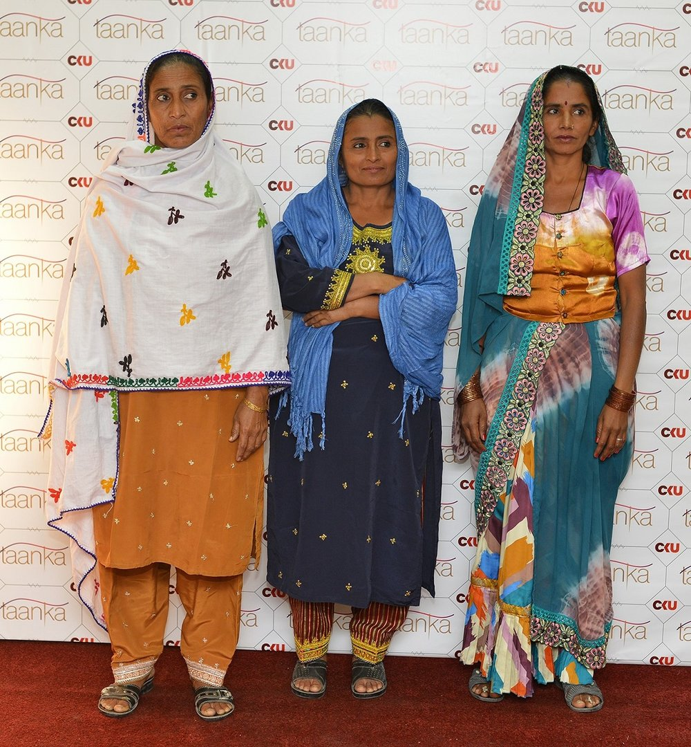 Rural artisan women