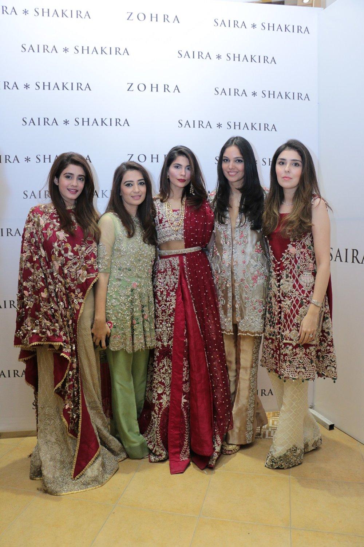 Mehek Rizvi, Shakira Usman, Amna Babar, Saira Faisal, Zehra Qizilbash.JPG