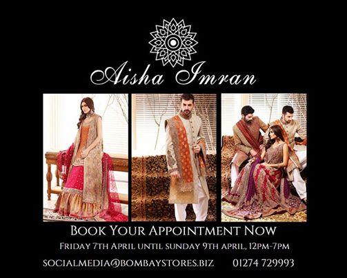 Bombay Stores Aisha Imran