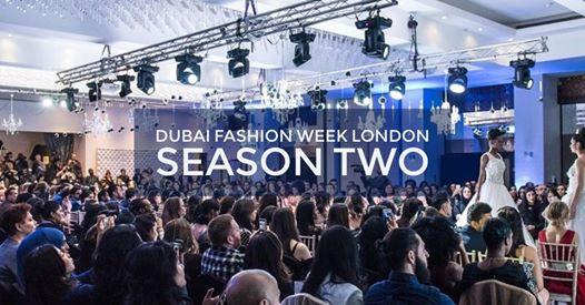 Dubai Fashion Week London 2017