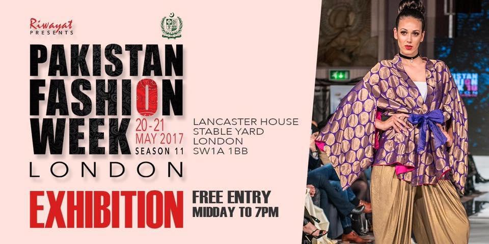 Pakistan Fashion Week London: The 11th Edition