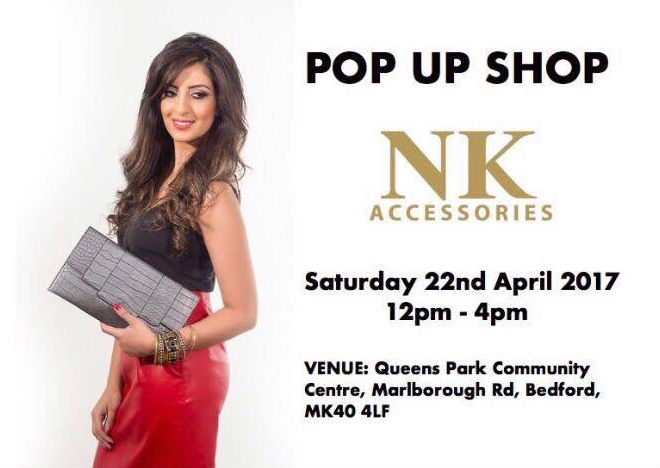 Noreen Khan Accessories Pop Up Shop