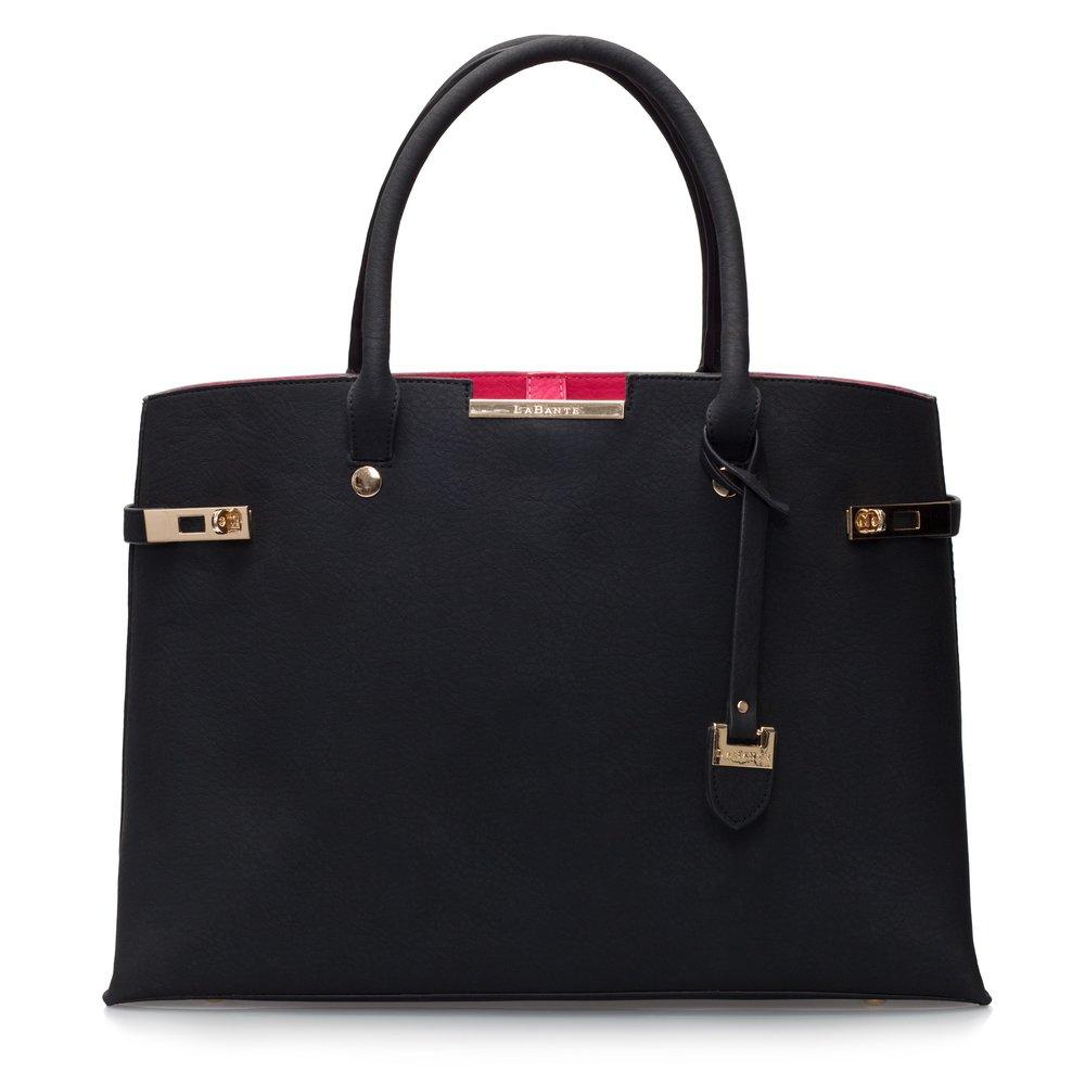 LaBante's Black Windsor Bag