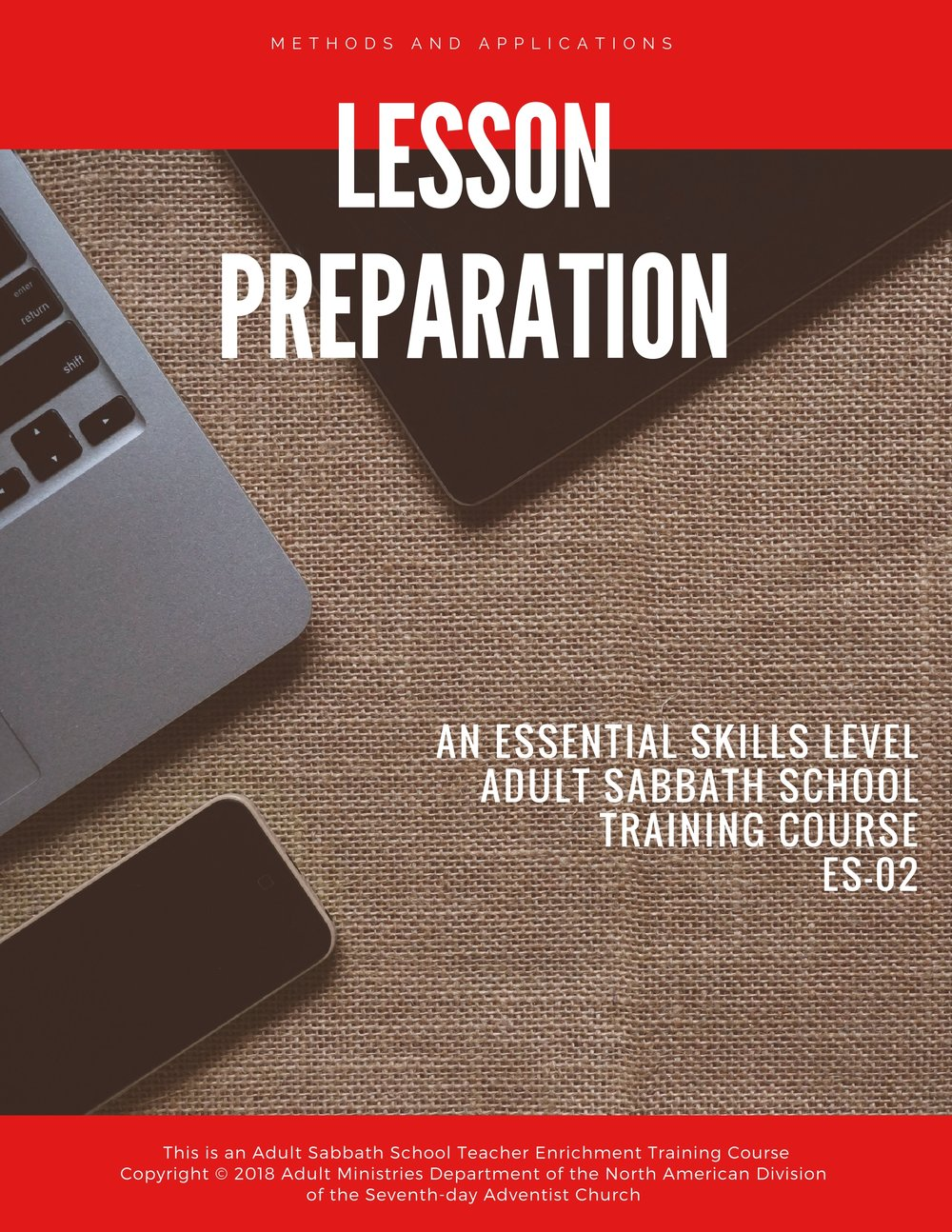 This class on Lesson Preparation deals with the technology of preparing a Sabbath School lesson based on the use of the Adult Bible Study Guide. - CLICK COVER TO VIEW>>>
