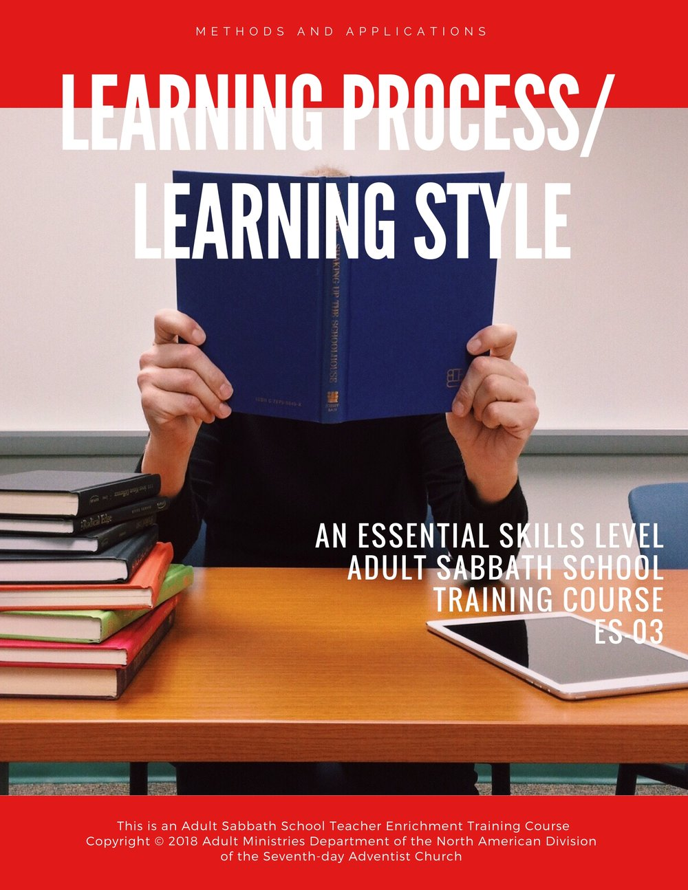 This class on The Learning Process and Learning Styles is acombination of knowing and doing. - <<<CLICK COVER TO VIEW