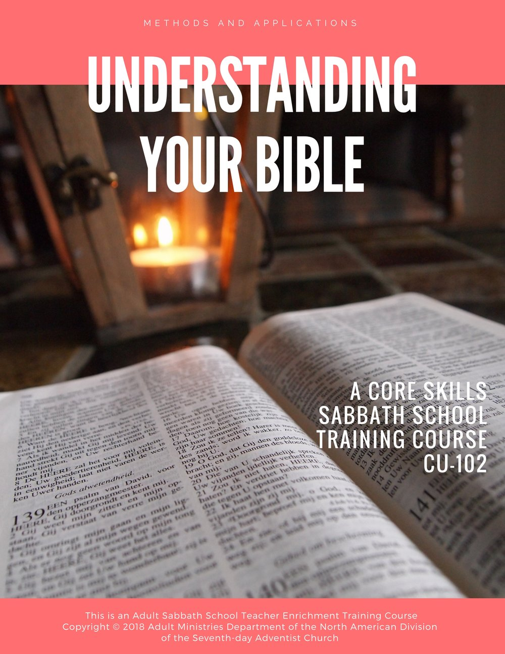 The course is designed as an overall introduction to the Bible. To some it may seem elemental, but it is always valuable to see the big picture and have in mind the broad outlines of one's textbook, in this case the entire Bible. - CLICK COVER TO VIEW>>>