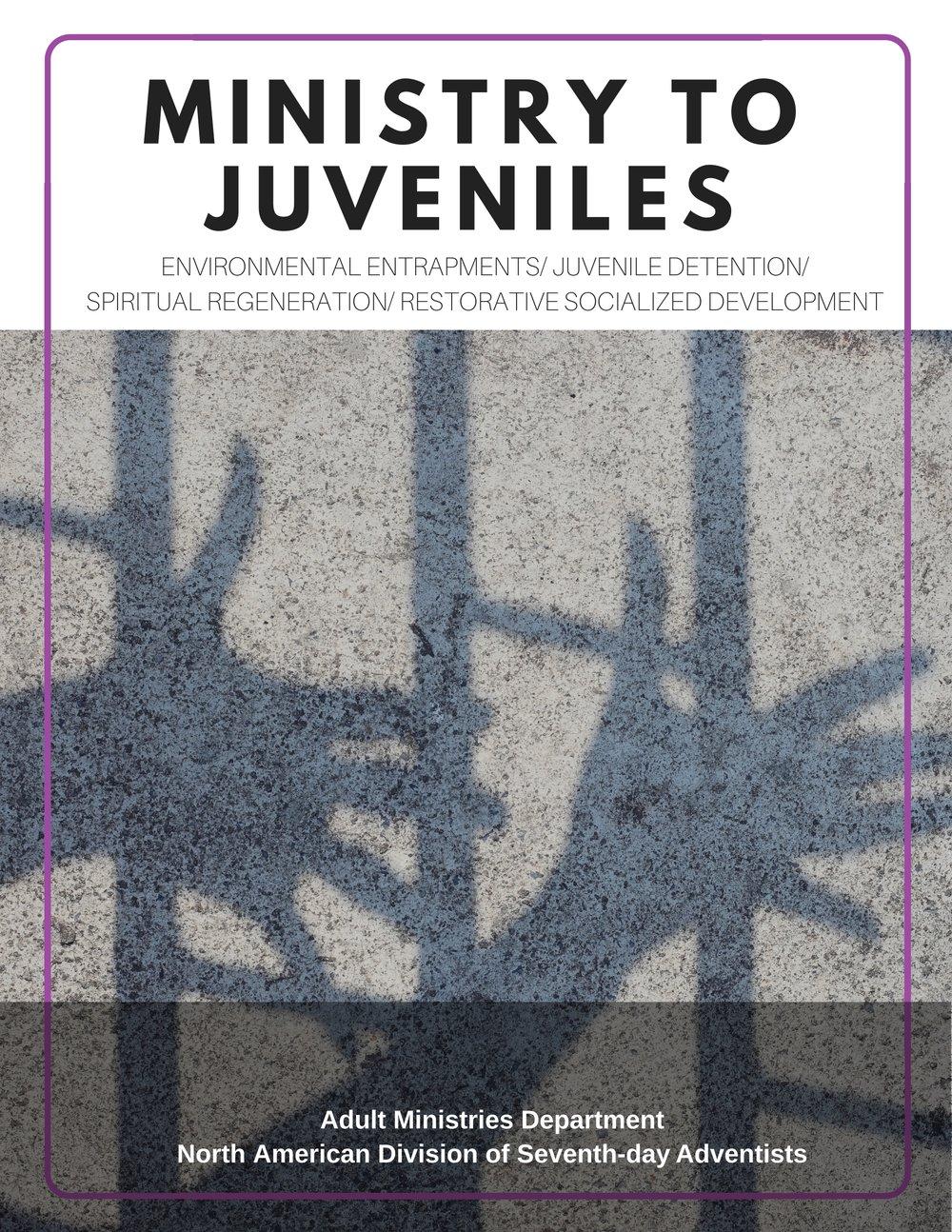 Ministry to Juveniles Handbook cover.jpg