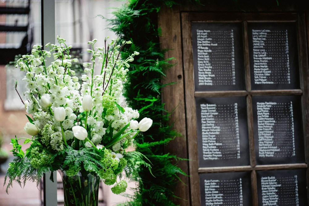 Flowers by Fleur Inc, Photo by Amanda Megan Miller with Aged Rentals and Jayne Weddings