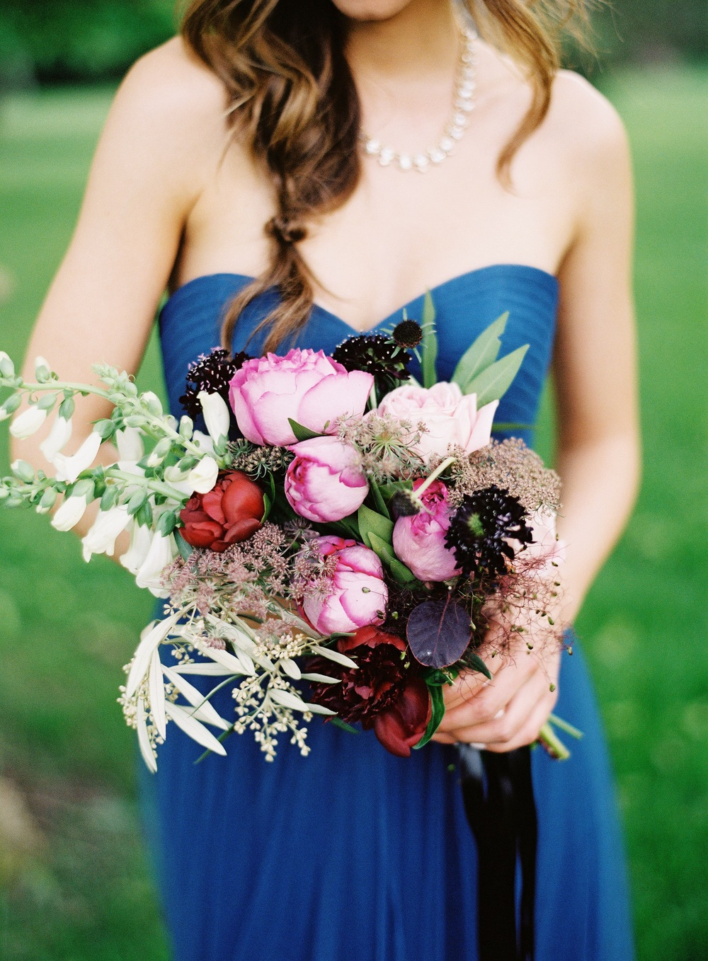 Flowers by Fleur Inc, Photo by Olivia Leigh