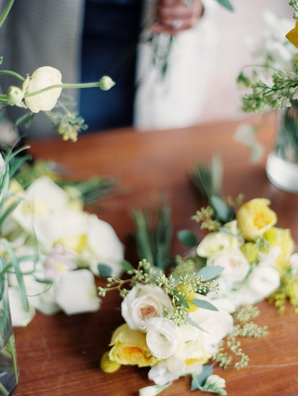 Flowers by Fleur, photo by Clary Pfeiffer Photo