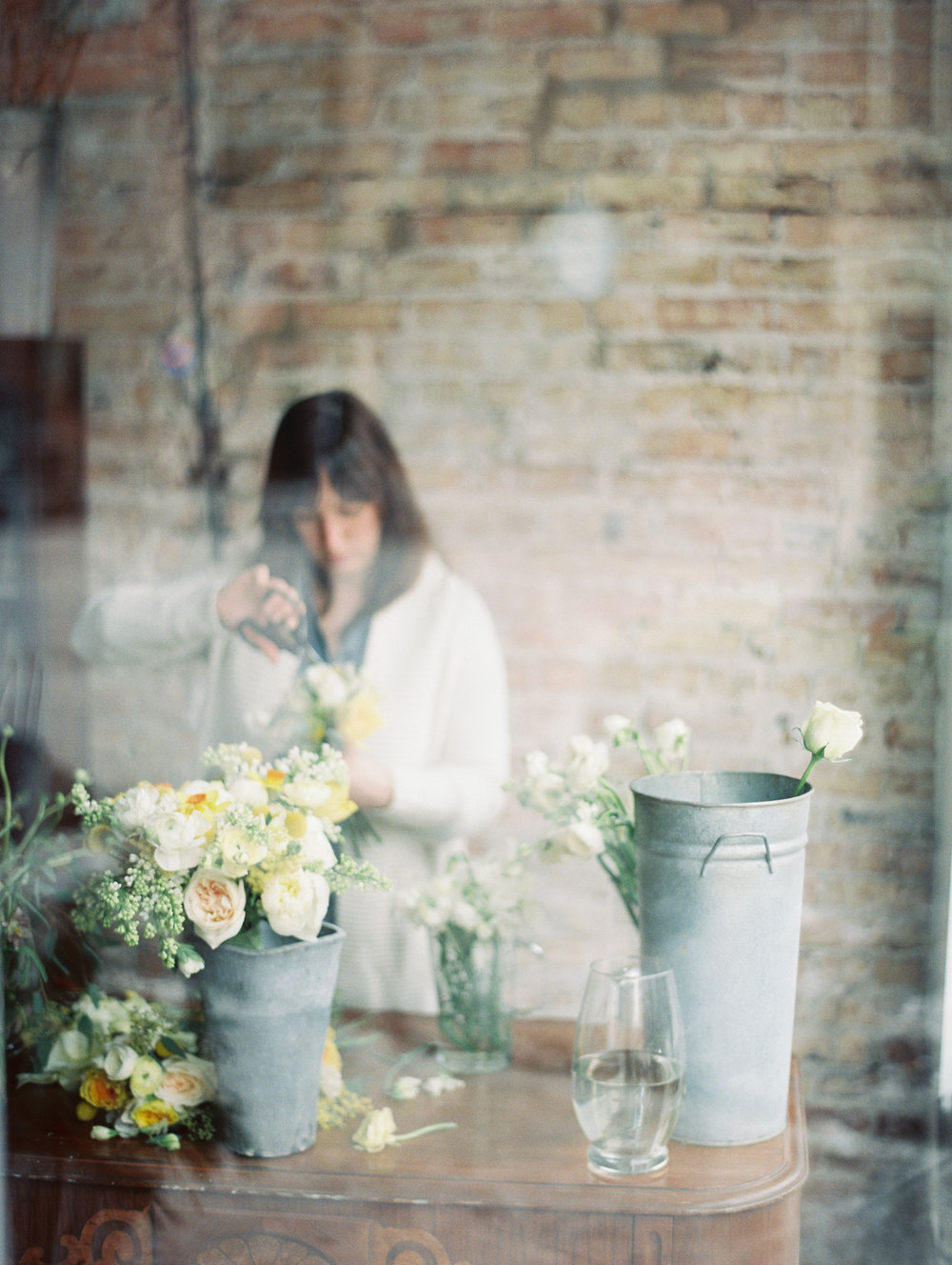Kelly Marie Thompson of Fleur, photo by Clary Pfeiffer Photo